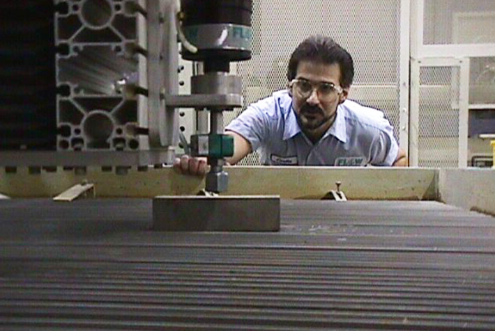 How to Make Your Waterjet Work Surface Level – FlowBlog