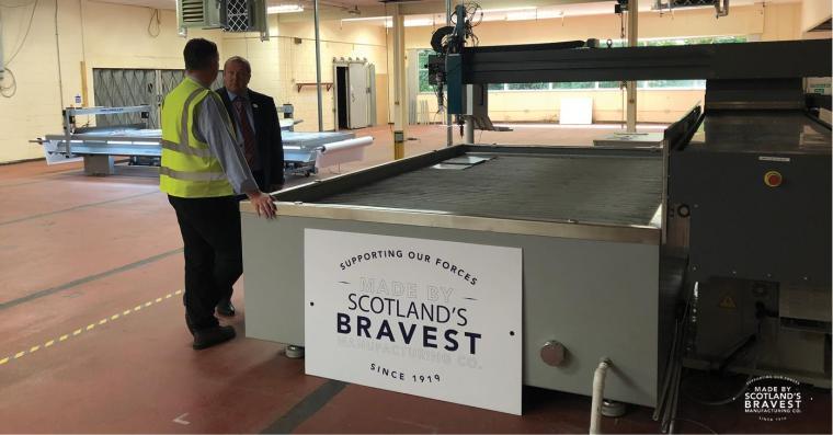 Scotland's Bravest